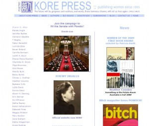 Kore Press
