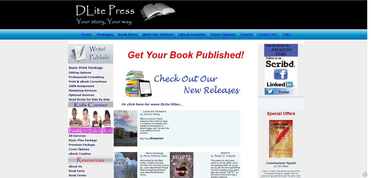 DLite Press