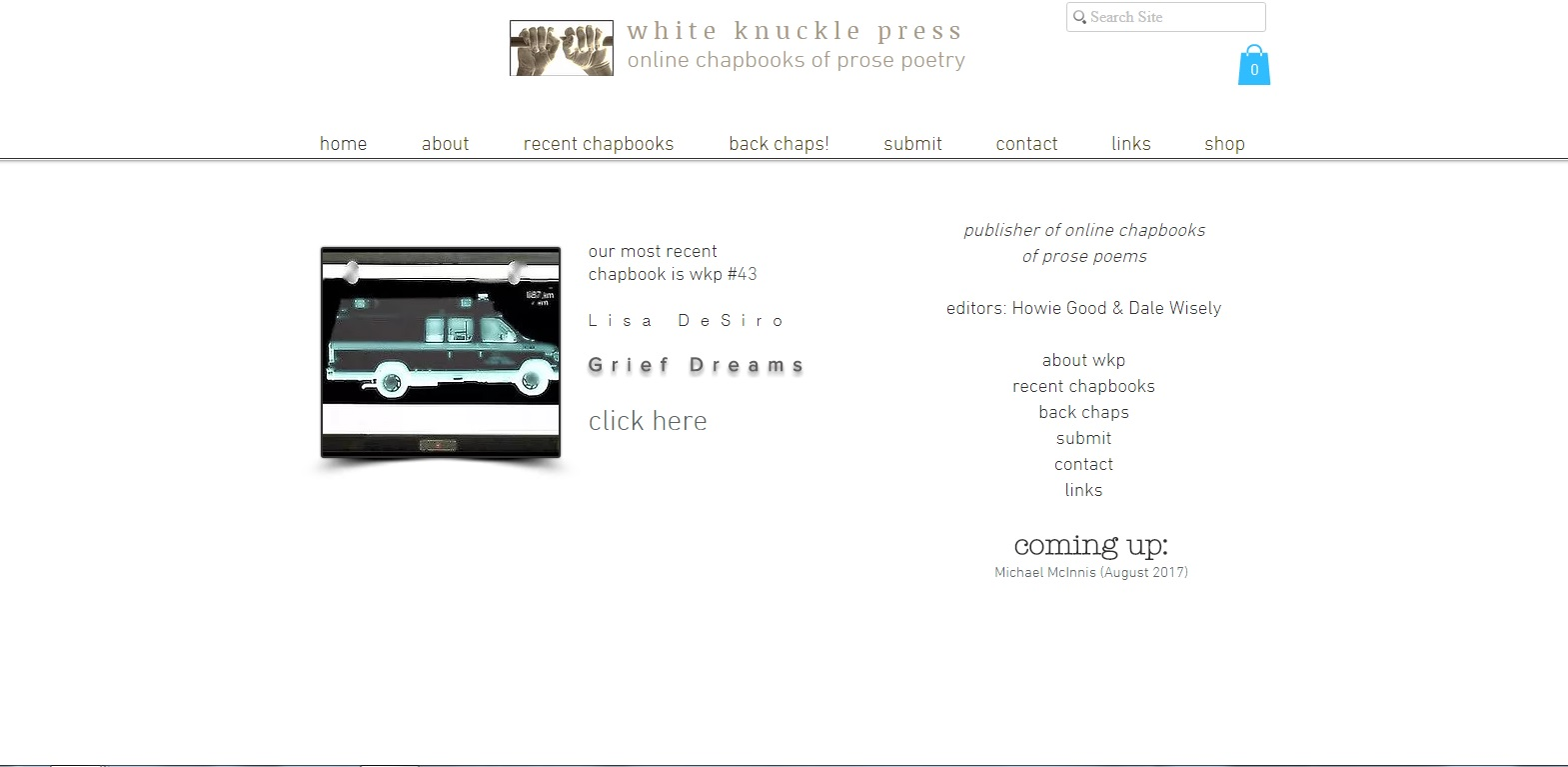 White Knuckle Press