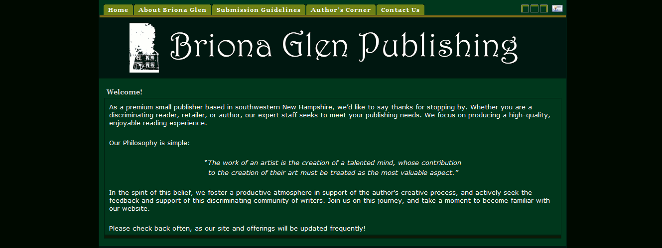 Briona Glen Publishing