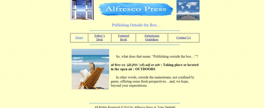 Alfresco Press