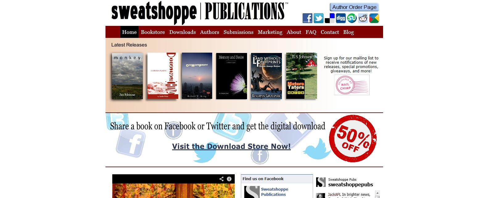 Sweatshoppe Publications