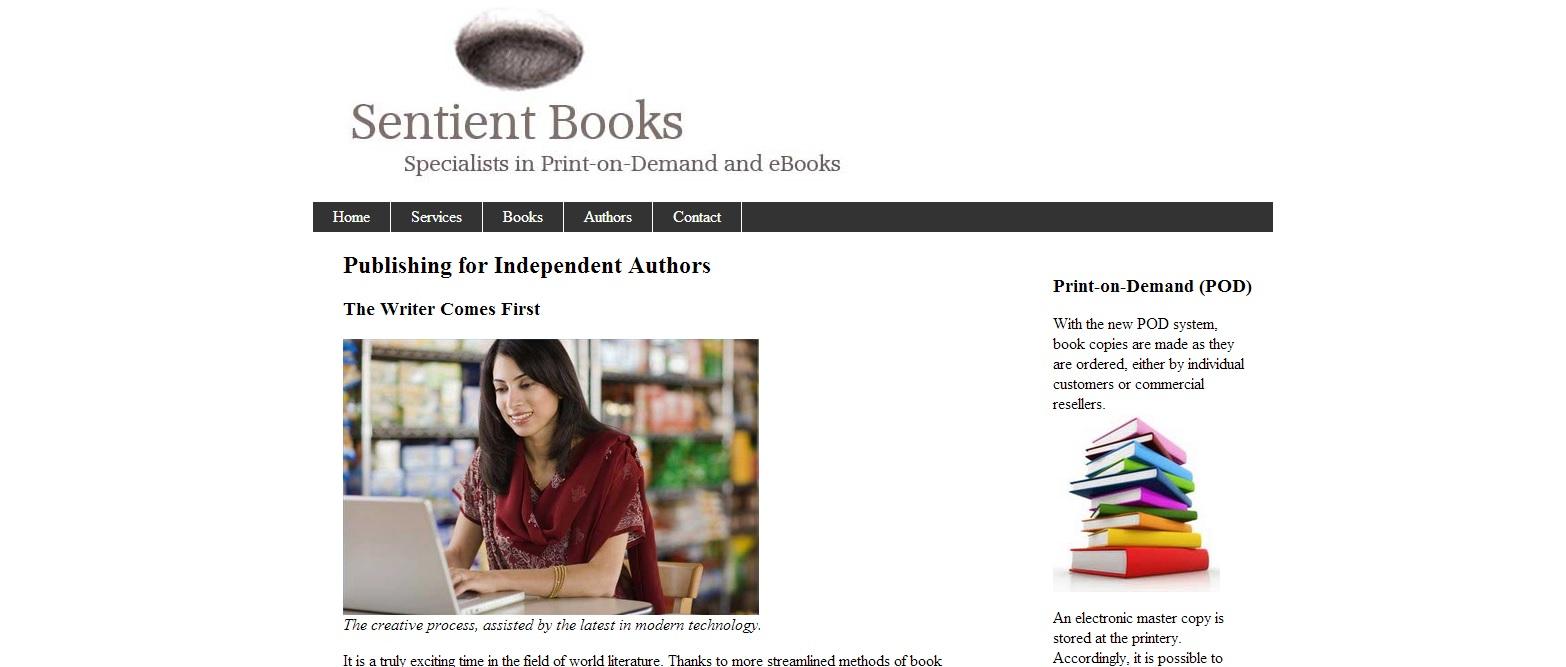 Sentient Books