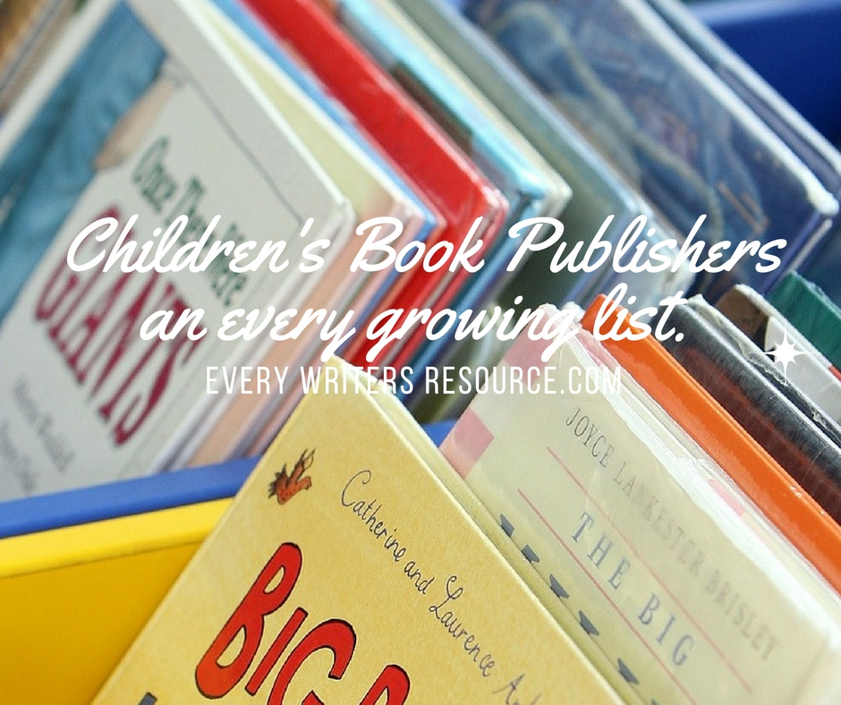 Children's Book Publishers