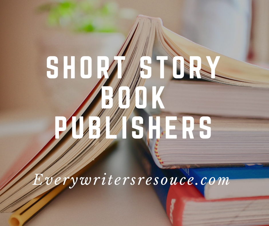 Short Story Book Publishers