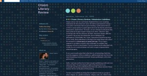 Chasm Literary Review