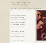 The Arava Review