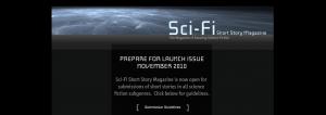 Sci-Fi Short Story Magazine