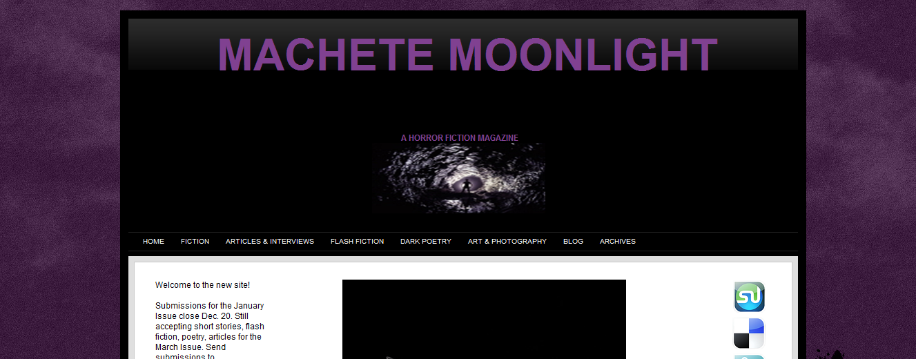 Machete Moonlight