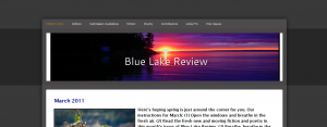 Blue Lake Review