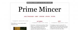 Prime Mincer