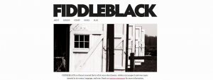 FIDDLEBLACK