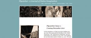 Flycatcher: A Journal of Native Imagination