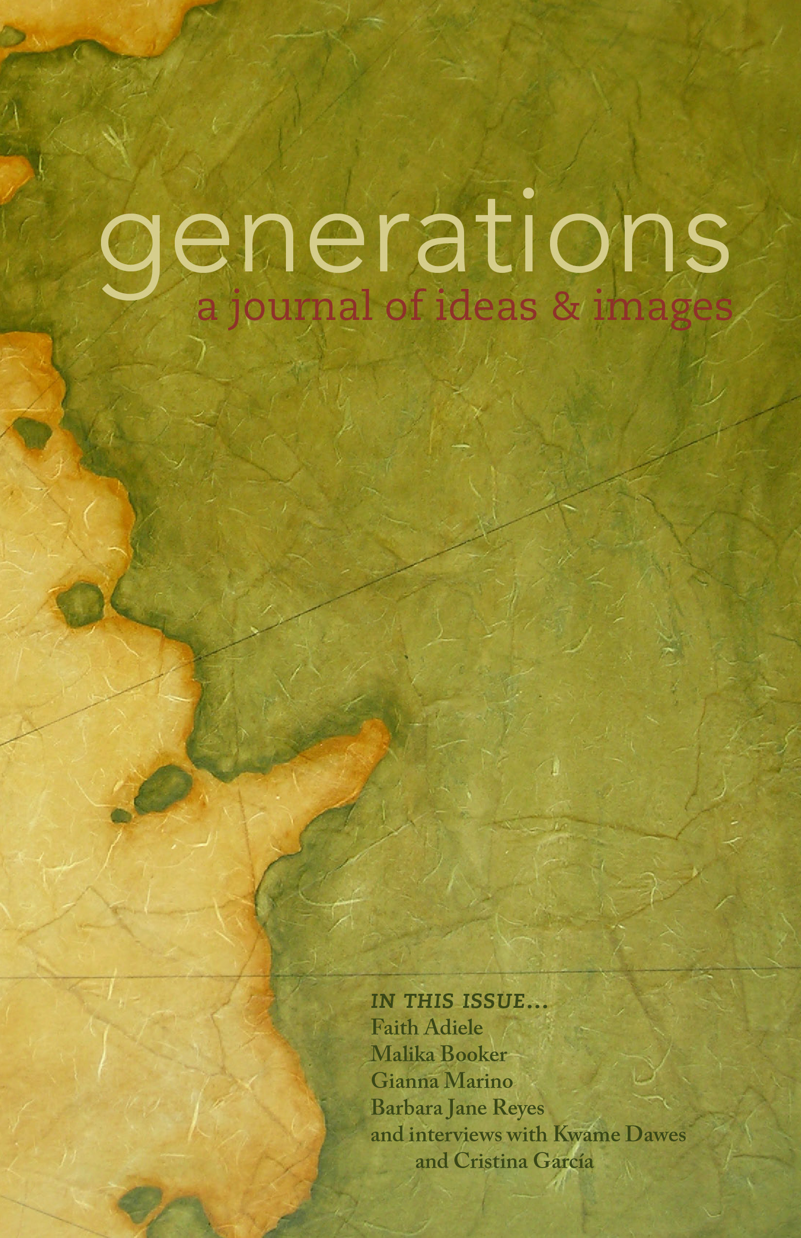 Generations Literary Journal