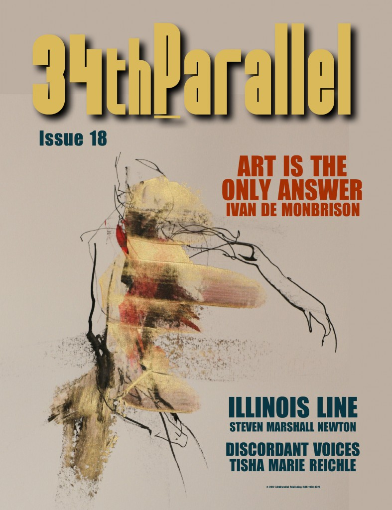 34thParallel Magazine