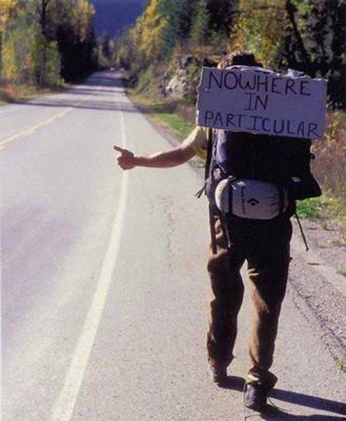 Walking Is Still Honest
