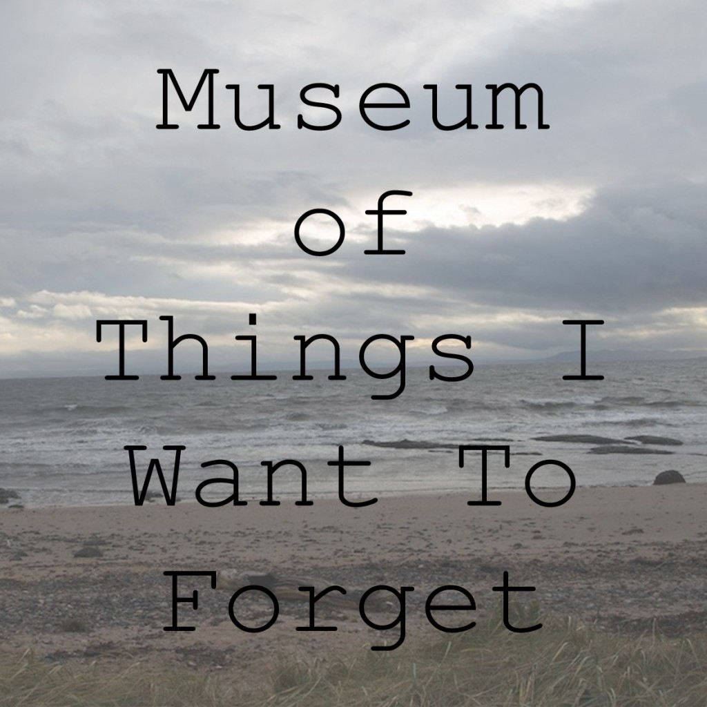 Museum of Things I Want to Forget