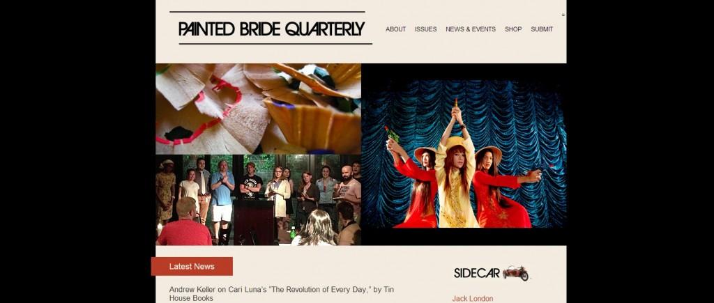 Painted Bride Quarterly