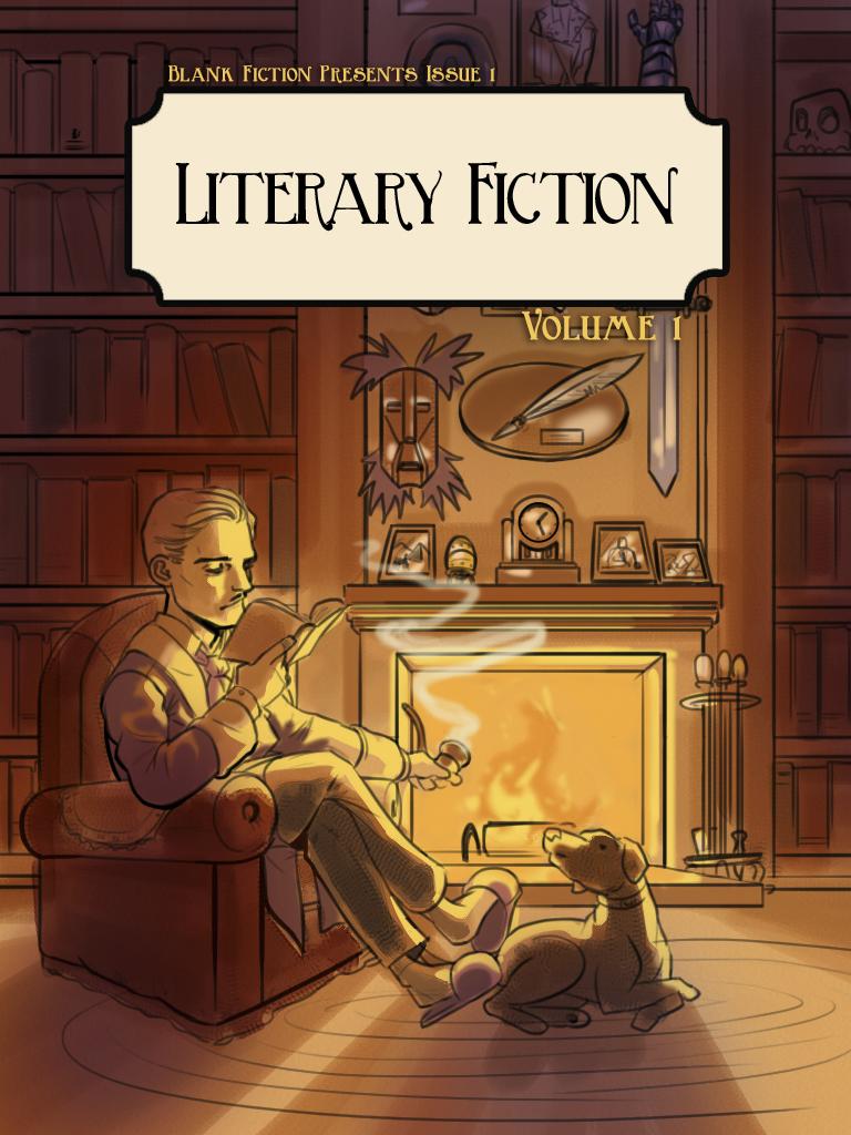 Blank Fiction Literary Magazine