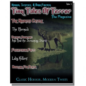 Tiny Tales of Terror, The Magazine