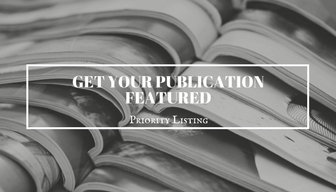Get YOur Publication Featured