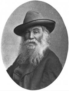 The Past-Present by Walt Whitman