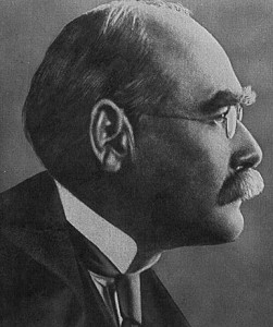 THE LOOKING-GLASS BY RUDYARD KIPLING