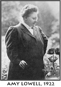 The Letter by Amy Lowell