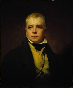 Farewell to the Muse by Sir Walter Scott