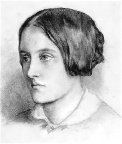 The Poor Ghost by Christina Rossetti