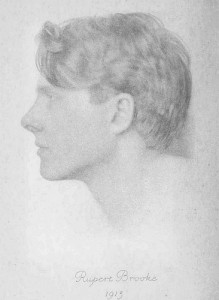 One Day by Rupert Brooke
