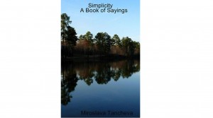 Simplicity: A Book of Sayings