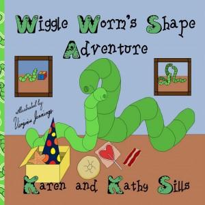 Wiggle Worm's Shape Adventure