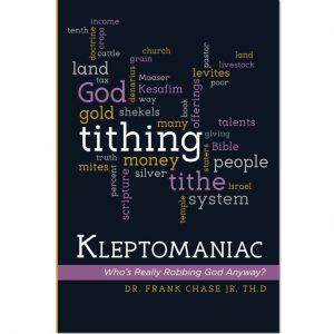 Kleptomaniac: Who's Really Robbing God Anyway?