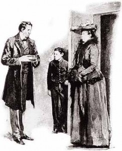 A Case of Identity by Sir Arthur Conan Doyle