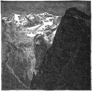 THE FORTIETH FRENCH ASCENT OF MONT BLANC by Jules Verne