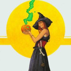 Witch Dream by Jack Daykin