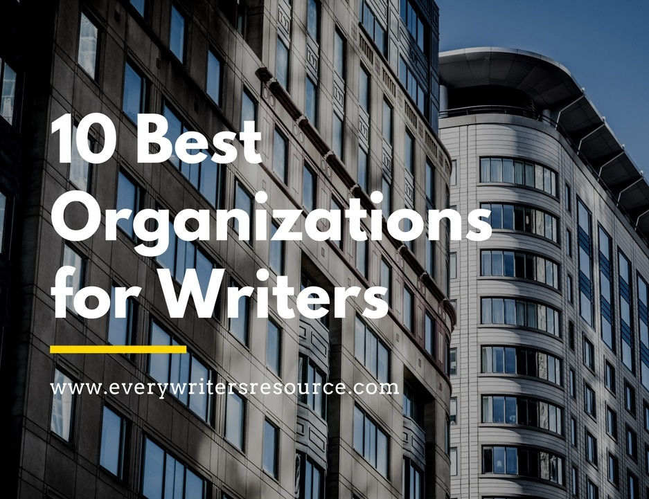 10 Best Organizations for Writers