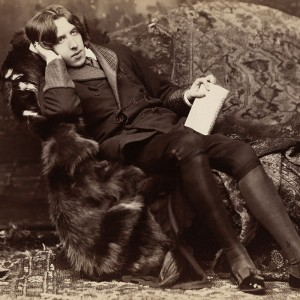 When I Met Oscar Oscar Wilde by W. B. Yeats