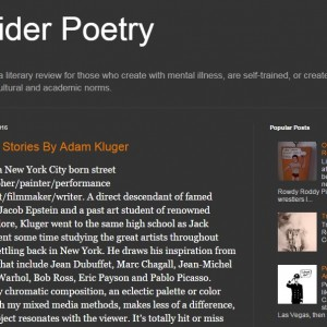Lit Mag: Outsider Poetry