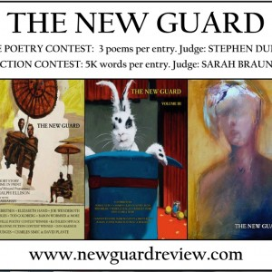 Lit Mag: The New Guard
