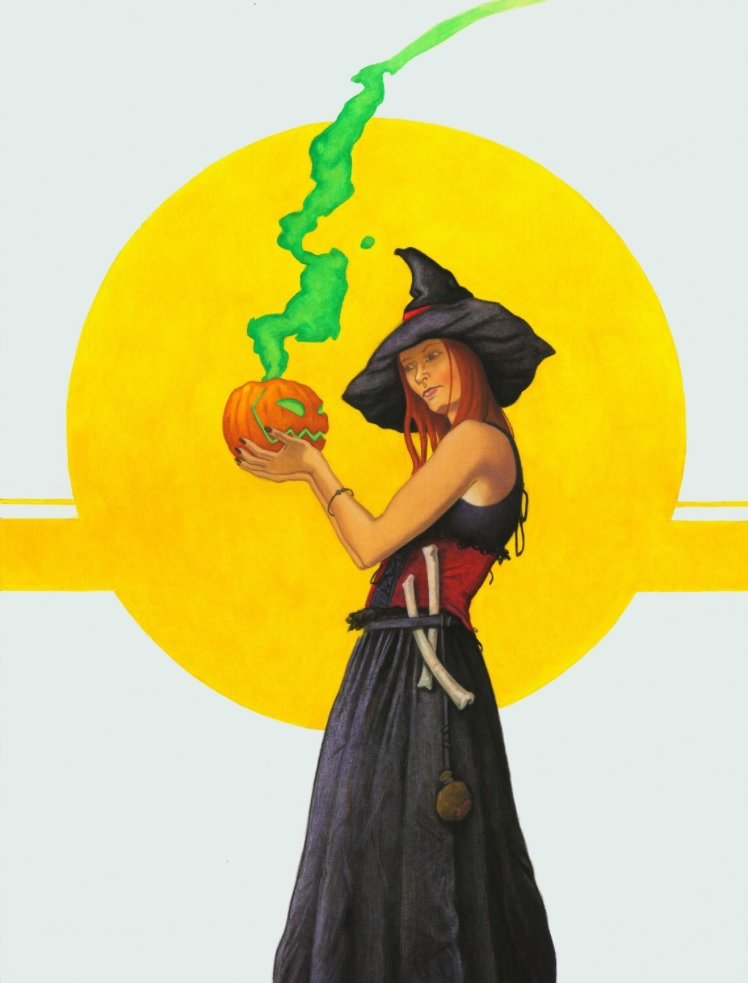 halloween-witch