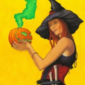 Witch by Stacy Drum
