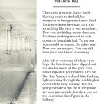 Creative Writing Prompt 1: The long hall