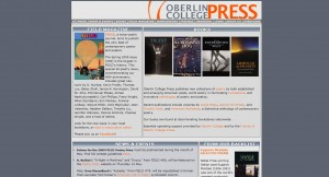 Oberlin College Press
