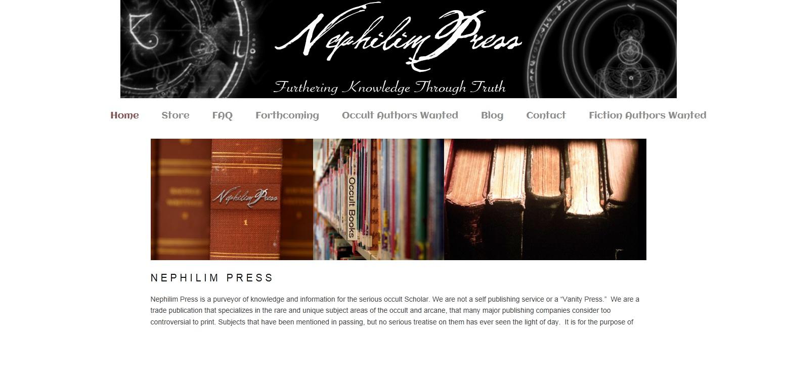 Nephilim Press