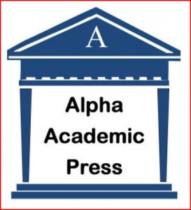 Alpha Academic Press			No ratings yet.
