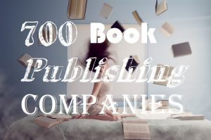 Over 700 Book Publishing Companies