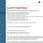 Sleepytown Press