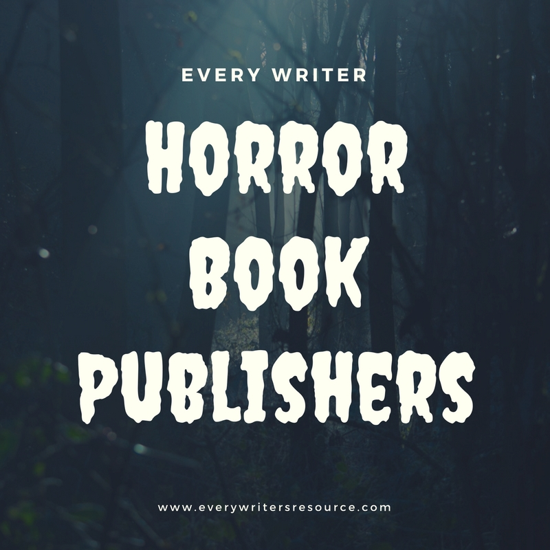 Horror Book Publishers
